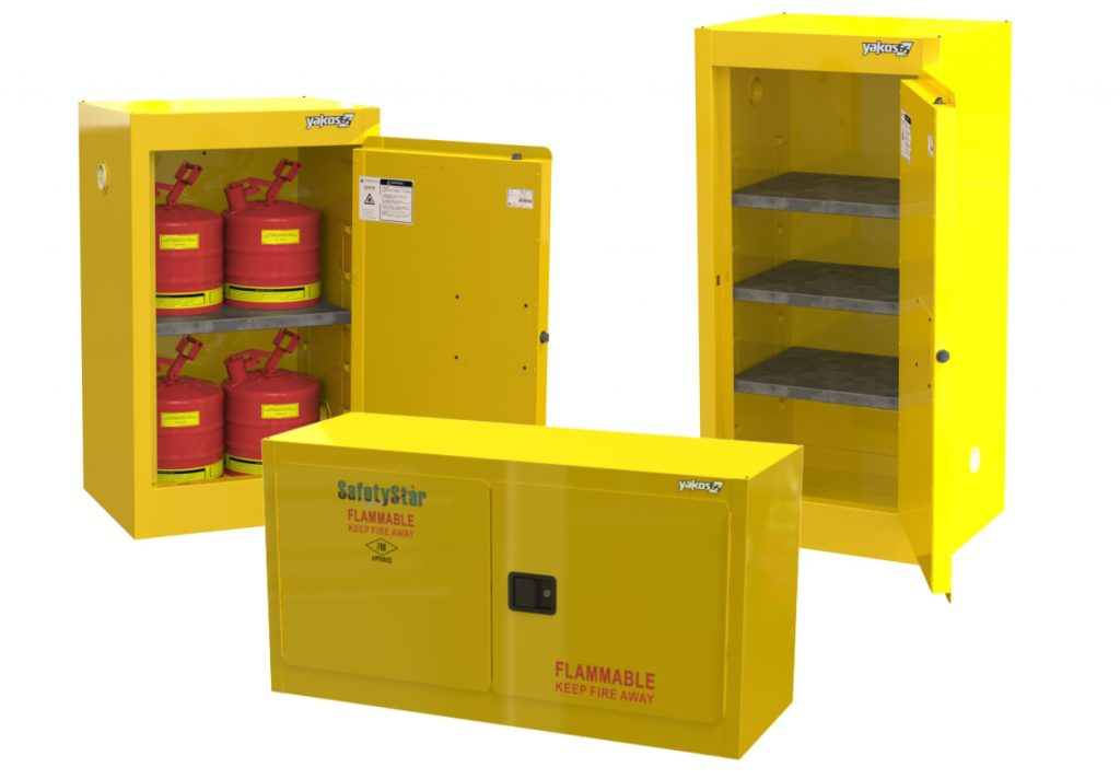 Flammable Liquid Storage Cabinet Scimed India Private